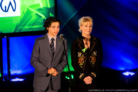 Max Burkholder & Dee Wallace - PRISM Awards 2014