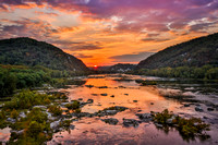 Early Fall in Harpers Ferry