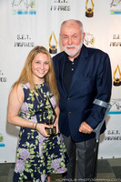 2014 SET Awards- Emily Silver & Robert David Hall